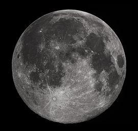 foto luna piena