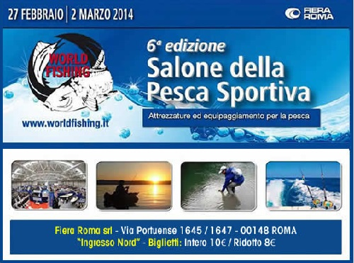 mostra mercato world fishing 2014