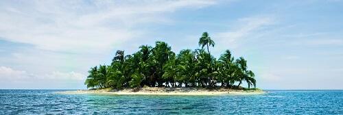 spiaggia piccola ma bella